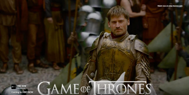 Jaime Lannister nella Sesta Stagione