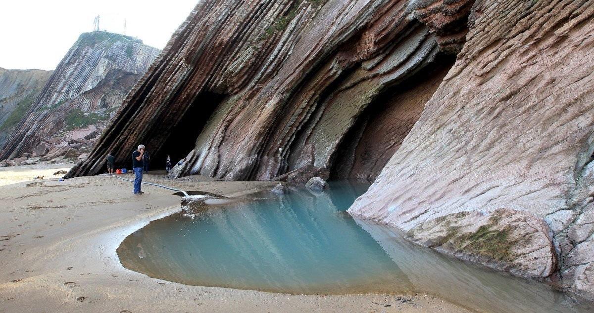 zumaia rocks