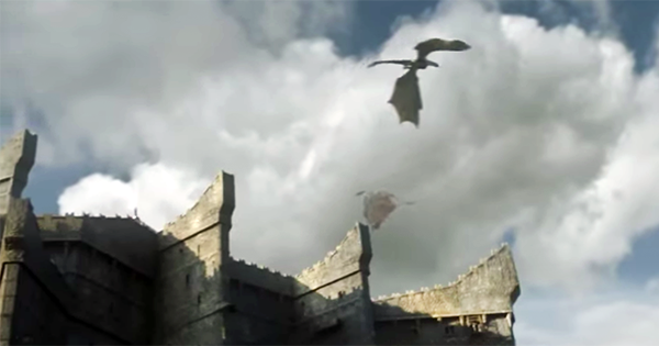 dragons over dragonstone
