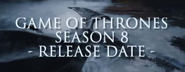 got season 8 release date